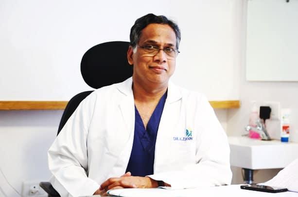 Dr K J Reddy